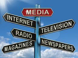 media as top dog